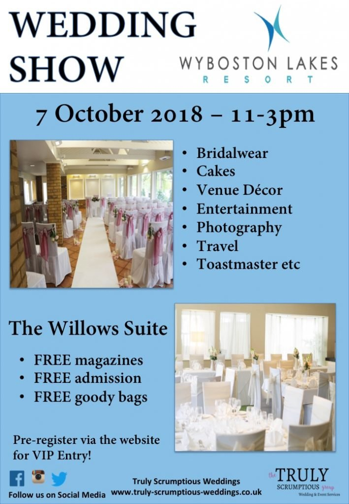 Wyboston Lakes Wedding Show